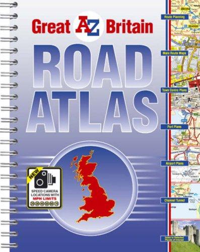 9781843484318: Great Britain Road Atlas