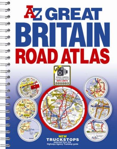 9781843484912: Great Britain Road Atlas