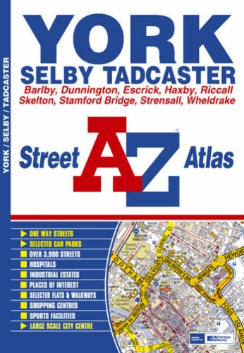 9781843485568: York Street Atlas