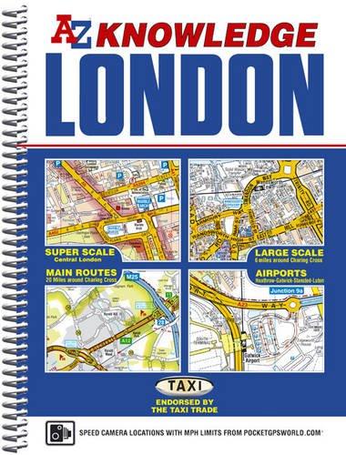 London Knowledge Atlas: Geographers' A-Z Map Company