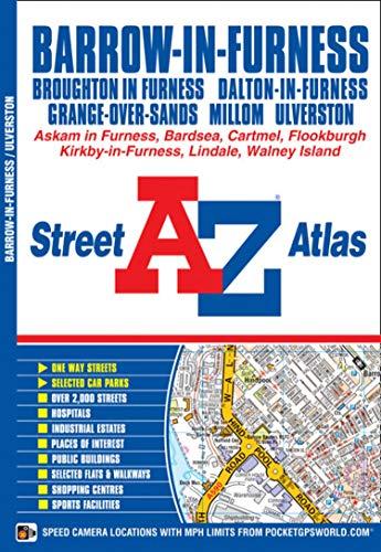 9781843487517: Barrow Street Atlas (A-Z Street Atlas)