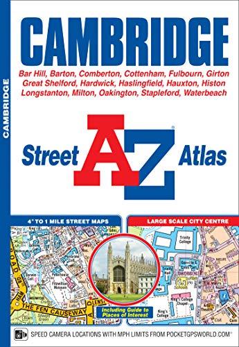 9781843488088: Cambridge Street Atlas (A-Z Street Atlas)