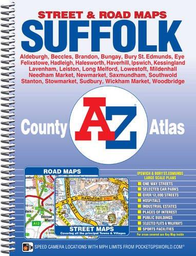 Suffolk County Atlas: Geographers' A-Z Map Company