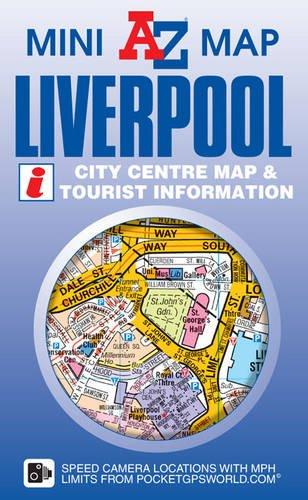 9781843488484: Liverpool Mini Map (A-Z Mini Map)
