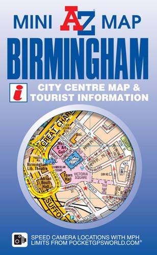 9781843489207: Birmingham Mini Map