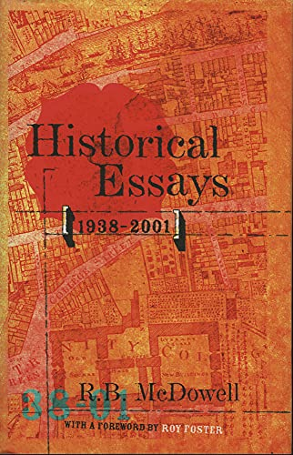 9781843510284: Historical Essays 1939-2001: A Miscellany