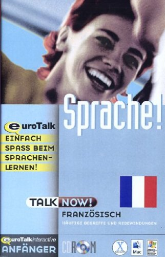 9781843520030: Learn French (Talk Now!) (French and English Edition)