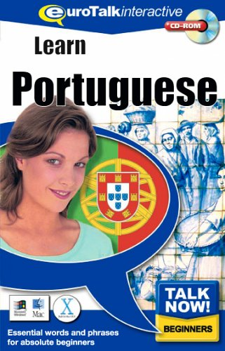 9781843520092: Talk Now! Learn Portuguese. CD-ROM: Essential Words and Phrases for Absolute Beginners
