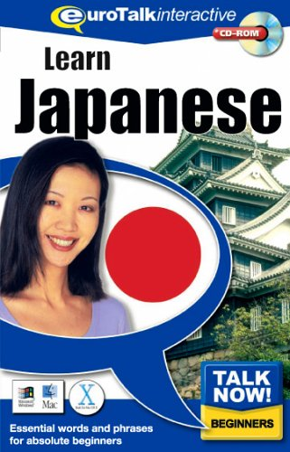 9781843520207: Talk Now! Learn Japanese: Essential Words and Phrases for Absolute Beginners