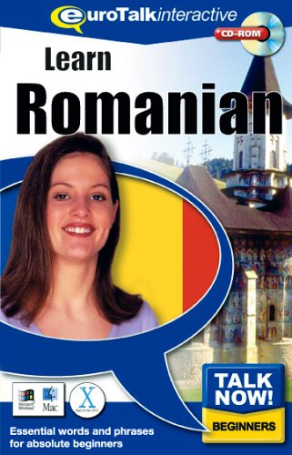 9781843520290: Talk Now! Romanian