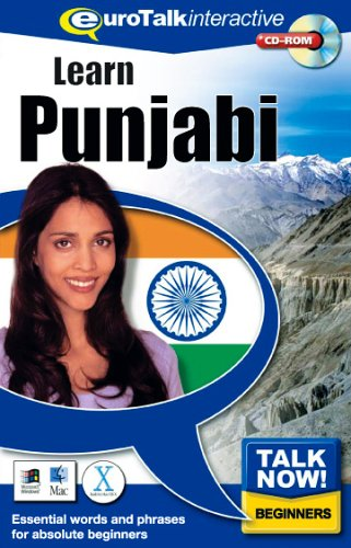 Talk Now! Learn Punjabi: Essential Words and Phrases for Absolute Beginners: EuroTalk Ltd.