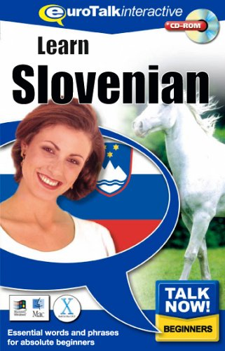 9781843520610: Talk Now! Learn Slovenian: Essential Words and Phrases for Absolute Beginners