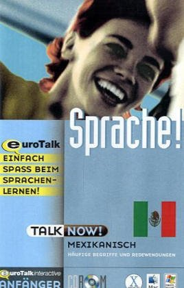 9781843520665: Talk Now! Learn Mexican Spanish: Essential Words and Phrases for Absolute Beginners