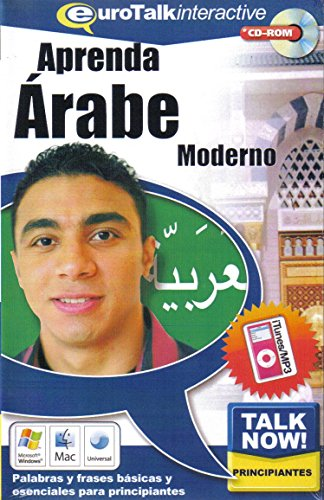 9781843520924: Talk now arabe moderne