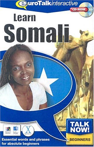 9781843520955: Talk Now! Learn Somali: Essential Words and Phrases for Absolute Beginners