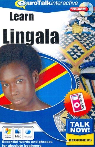 9781843521600: Talk Now! Learn Lingala (Lingala Edition)