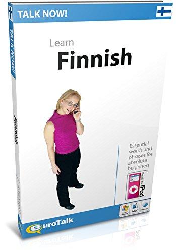 9781843523130: Talk Now! Learn Finnish