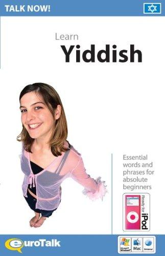 9781843523994: Talk Now! Yiddish (Yiddish Edition)