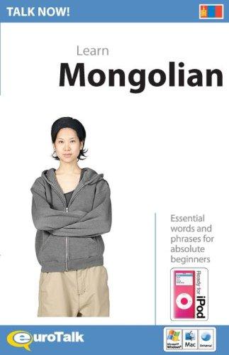 9781843524106: Talk Now! Mongolian: Learn (Mongolian Edition)