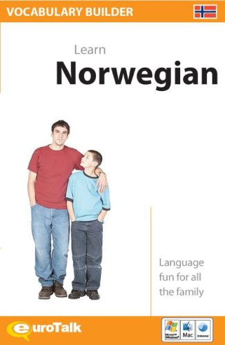 9781843527114: Vocabulary Builder Norwegian (Norwegian Edition)