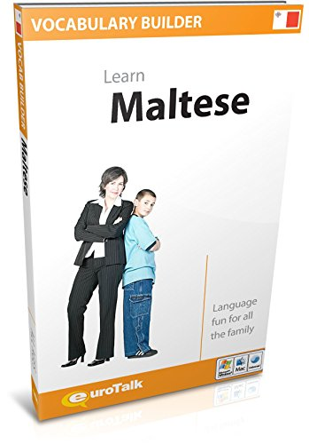 9781843527220: Vocabulary Builder Maltese