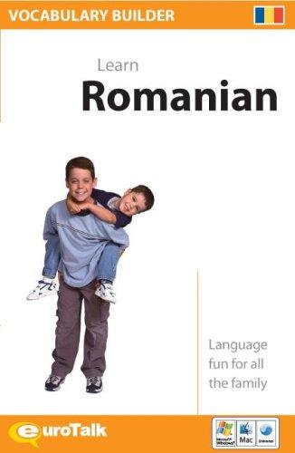 Vocabulary Builder Romanian (Romanian Edition)