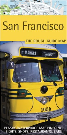9781843530022: The Rough Guide San Francisco Map (Rough Guide City Maps)