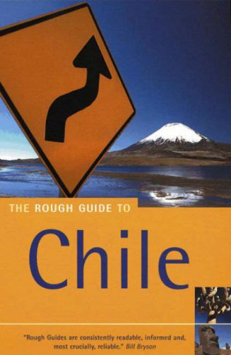 9781843530626: The Rough Guide to Chile 2 (Rough Guide Travel Guides)