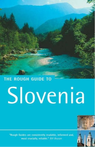9781843531456: The Rough Guide To Slovenia (Edition 1) (Rough Guide Travel Guides)