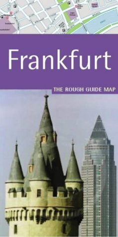9781843531555: The Rough Guide to Frankfurt Map (Rough Guide City Maps)