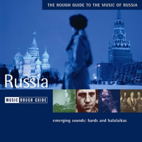 9781843531586: The Rough Guide to The Music of Russia (Rough Guide World Music CDs)