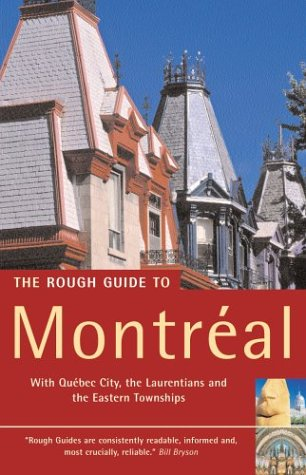 9781843531951: The Rough Guide to Montreal (Rough Guide Travel Guides)