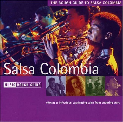 9781843532002: The Rough Guide to Salsa Colombiano (Rough Guide World Music CDs)