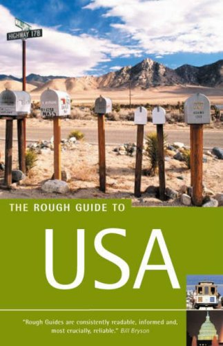 9781843532620: The Rough Guide to the USA (Rough Guide Travel Guides)