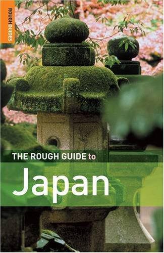 The Rough Guide to Japan, Third Edition: Richmond, Simon, Dodd,
