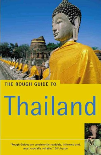 The Rough Guide to Thailand 5 (Rough: Gray, Paul, Ridout,