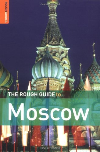 9781843532828: The Rough Guide to Moscow (Rough Guide Travel Guides)