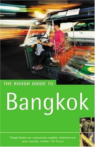 9781843533450: The Rough Guide to Bangkok (Rough Guide Travel Guides)