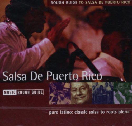 9781843533528: The Rough Guide to Salsa De Puerto Rico (Rough Guide World Music CDs)