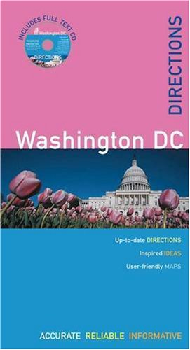 The Rough Guides' Washington DC Directions 1: Brown, Jules; Dickey,