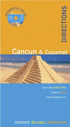 9781843534006: The Rough Guides' Cancun & Cozumel Directions 1 (Rough Guide Directions)