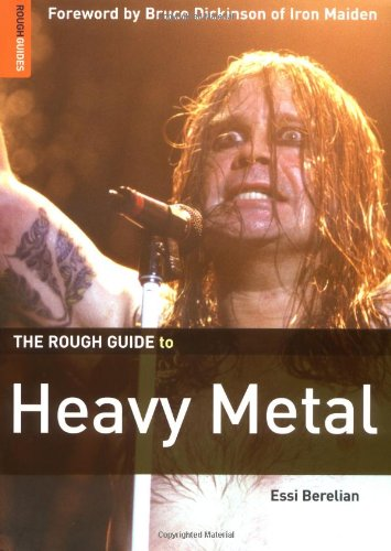 9781843534150: The Rough Guide to Heavy Metal (Rough Guide Reference)
