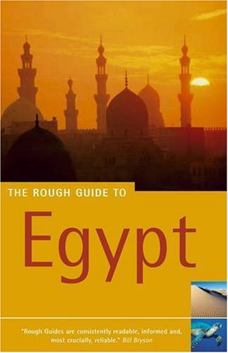 9781843534631: The Rough Guide to Egypt 6 (Rough Guide Travel Guides)