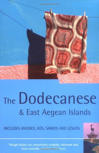 9781843534723: The Rough Guide to the Dodecanese & East Aegean Islands
