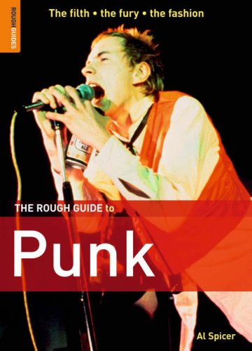 9781843534730: The Rough Guide to Punk (Rough Guides Reference Titles)