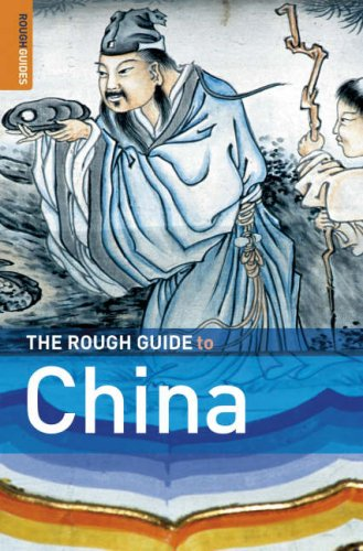 The Rough Guide to China 4 (Rough Guide Travel Guides): Leffman, David, Lewis, Simon