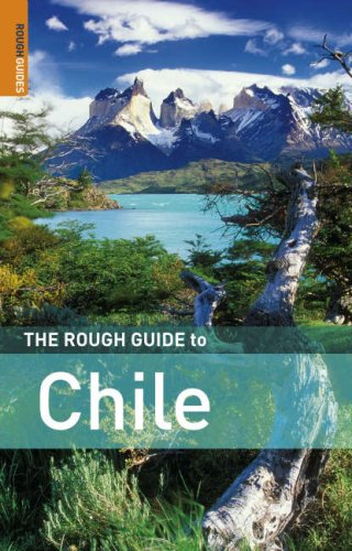 9781843535492: The Rough Guide to Chile 3 (Rough Guide Travel Guides)