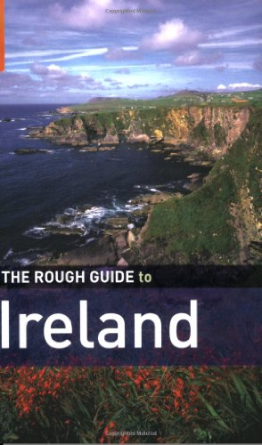 9781843536147: The Rough Guide to Ireland 8 (Rough Guide Travel Guides)