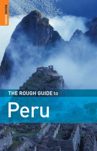 9781843536208: The Rough Guide to Peru 6 (Rough Guide Travel Guides)