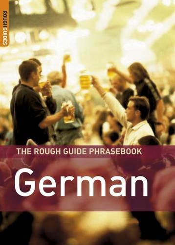9781843536260: The Rough Guide to German Dictionary Phrasebook 3 (Rough Guide Phrasebooks)